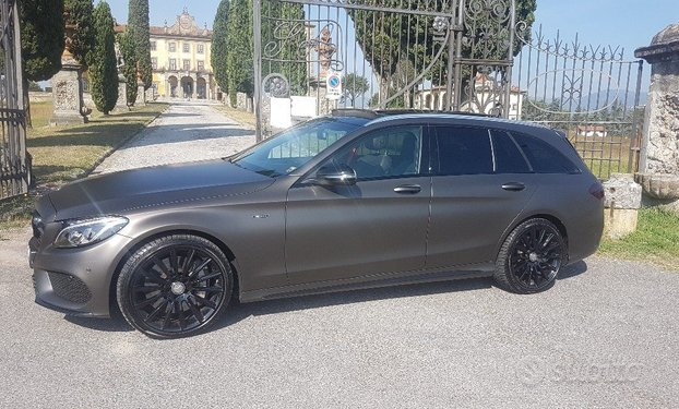 MERCEDES-BENZ C 450 AMG  AMG  (Valuto permute )