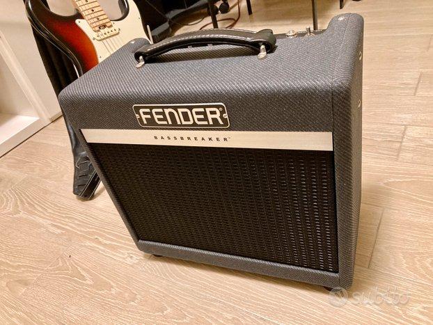 Amplificatore combo valvolare per chitarra e basso