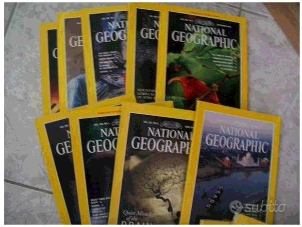 National geographic 1995