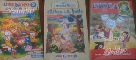 Libri per bambini/fumetti disney