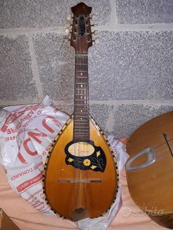 Mandolino vintage meazzi del 1964