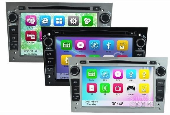GPS autoradio 2 DIN navigatore Opel Zafira Antara
