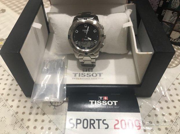Orologio Tissot T-Touch II