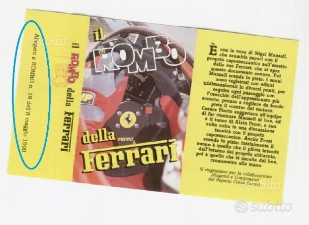 Musicassetta ROMBO F.1-1990