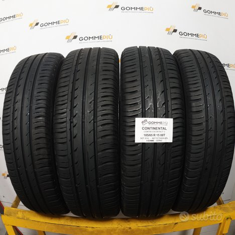 Gomme estive usate 185/65 15 88T