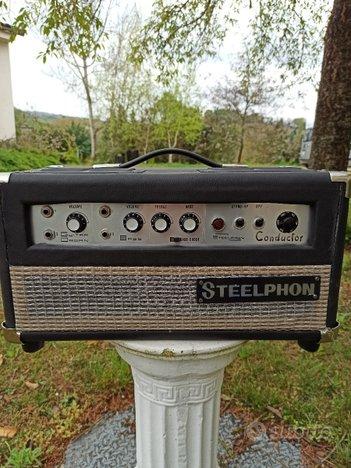 Amplificatore Steelphon Conductor