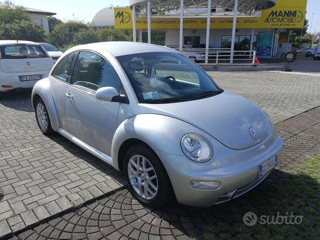 Volkswagen New Beetle 1.6 102CV Benz