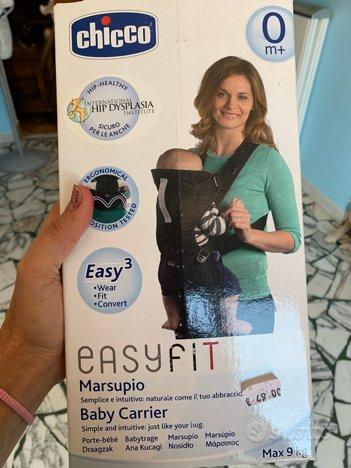 Marsupio Chicco EasyFit da 0 mesi
