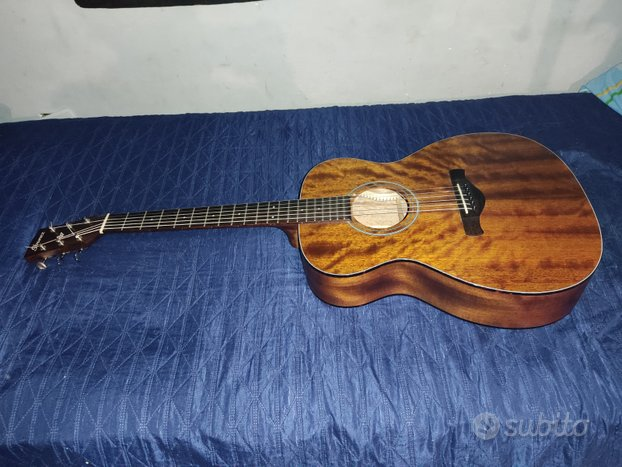 Ibanez AVC9 Artwood Thermo Aged