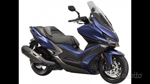 "Kymco Xciting 400i S "" TUO DA  125/MESE """