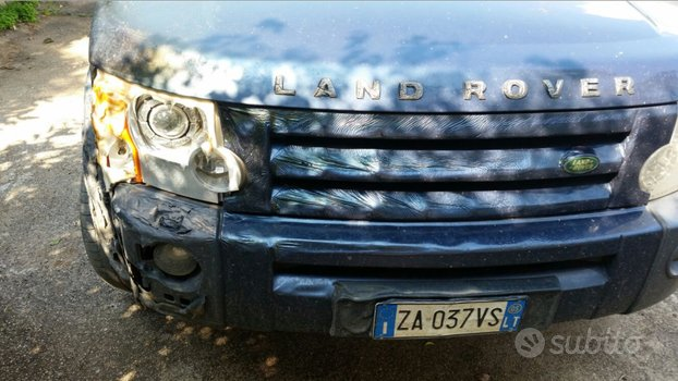 Ricambi discovery 3 land rover
