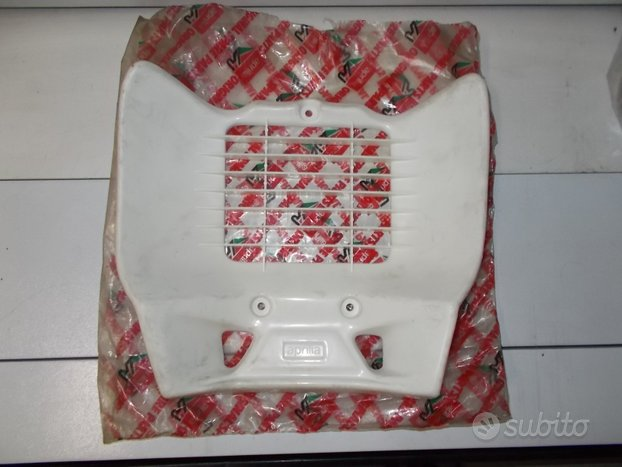 Griglia radiatore Bianca