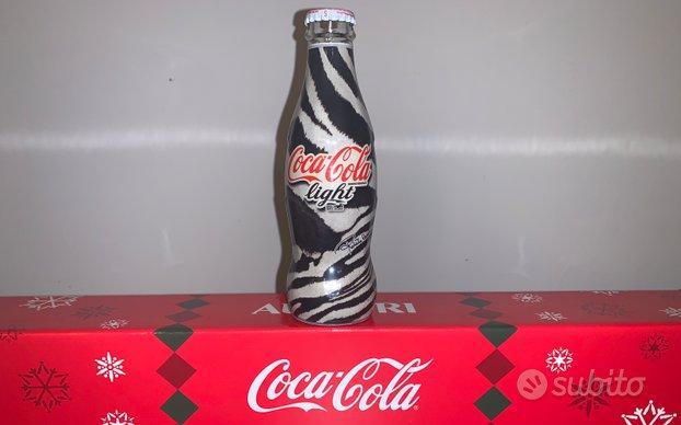 Bottiglia Coca-Cola Roberto Cavalli