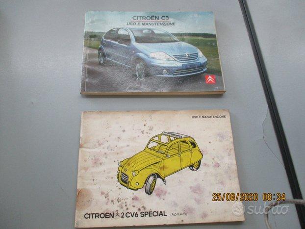 Libretti Uso e Manutenzione auto estere