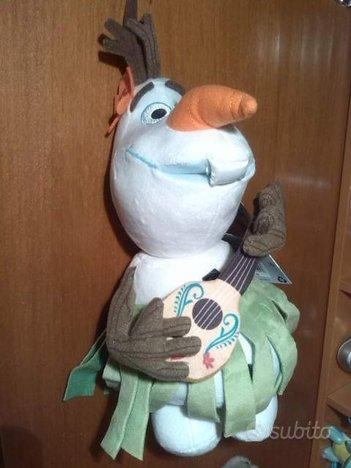 Frozen - Peluche Olaf - Disney Store, Nuovo