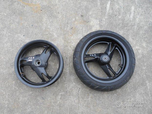 Cerchi ruote malaguti f12 R