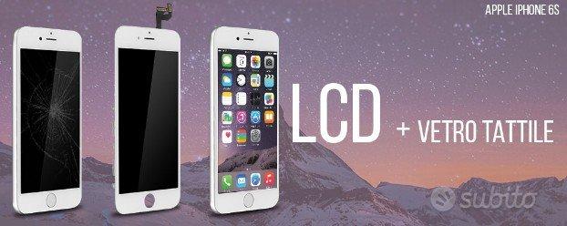 Display iphone 6s con sostituzione a palermo