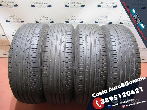 Gomme 205 70 16 Continental 90% 205 70 R16 4G