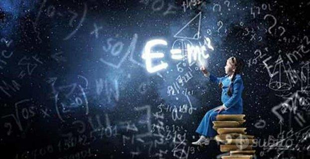 Lezioni private online Matematica/Fisica/Chimica