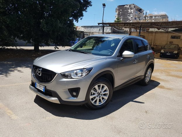 Mazda cx-5 automatica exceed pack