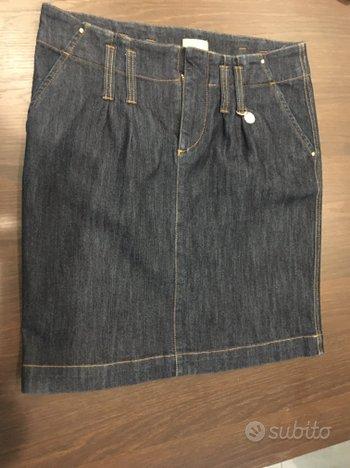 Gonna jeans Oltre tg46