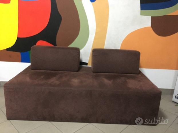 Due divani rivestiti in alcantara(2)