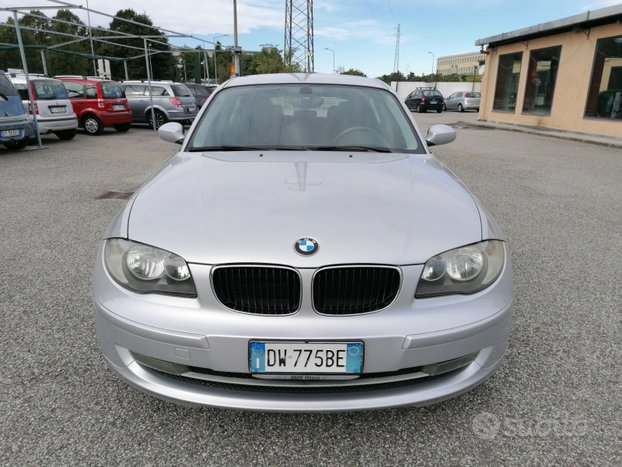 BMW 118D - 2009 - 5 porte Unico proprietario