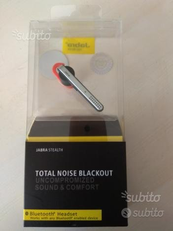 Auricolare Jabra stealth Bluetooth senza filo