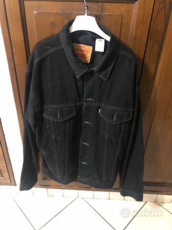 Giubbini di jeans levis originali