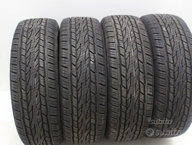 215/60/17 gt radial usate
