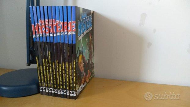 Martin Mystère - Le nuove avventure a colori