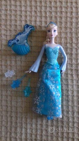 Elsa Frozen potere di ghiaccio