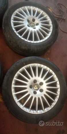4 Cerchi in Lega Alfa Romeo 159