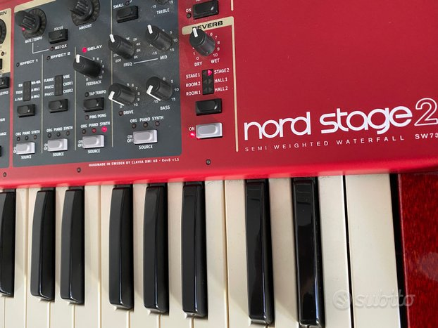 Nord Stage 2 73 SW