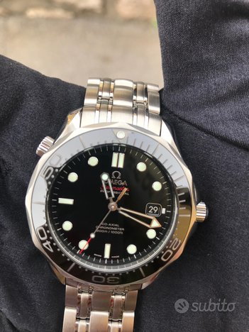 Omega Seamaster Diver 300 M Co-Axial Full