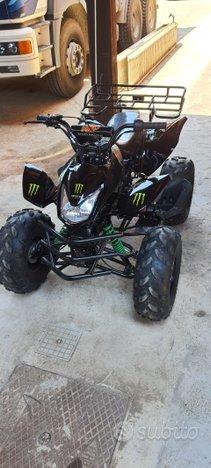 Quad 125cc ruote 8 con retromarcia