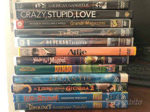 DVD nuovi e usati