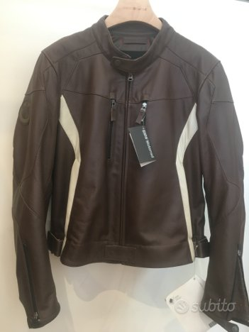 Giacca bmw moto pelle double r
