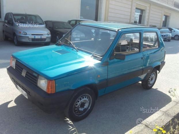 Fiat Panda 1.0 Fire uniproprietario