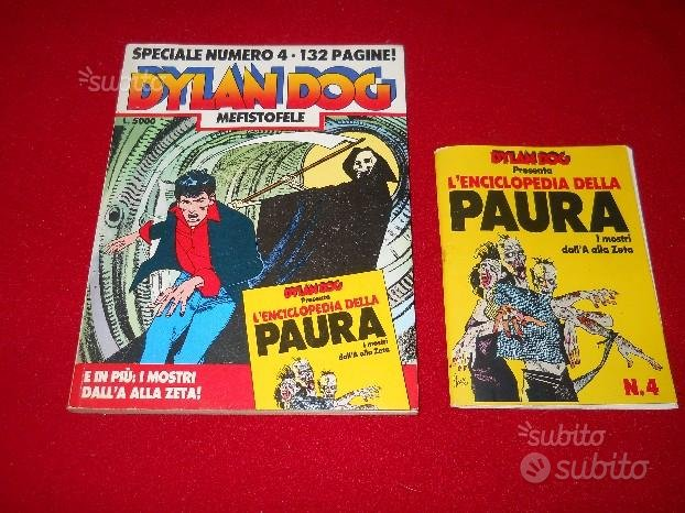 Dylan Dog   libretto 2