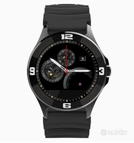 Smartwatch prixton sw14 NUOVO (orologio digitale)