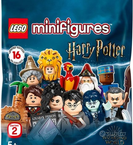 Minifigure Lego Harry Potter (71028)