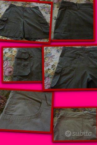 Pantalone corto e lungo Tg 56