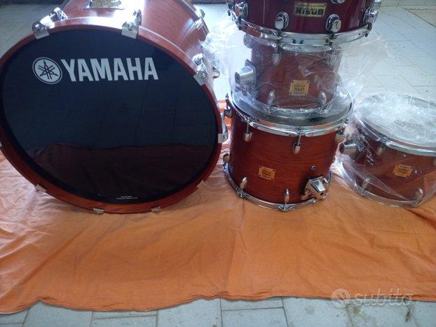 Batteria yamaha oak custom