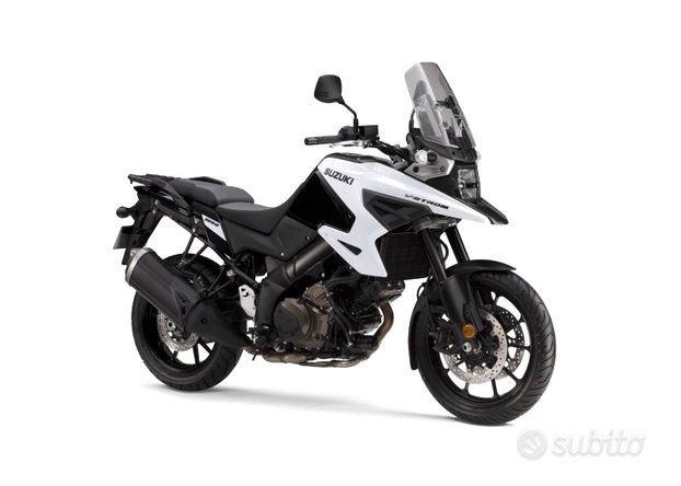Suzuki V Strom DL 1050 ABS BIANCO