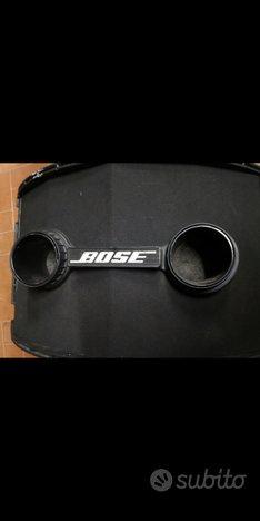 BOSE 802 + BOSE 1800 III Finale