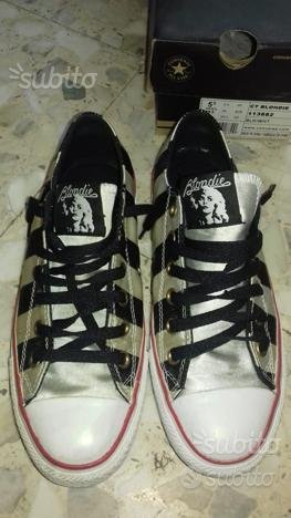 Scarpe CONVERSE ALL STAR BLONDIE Limited Edition