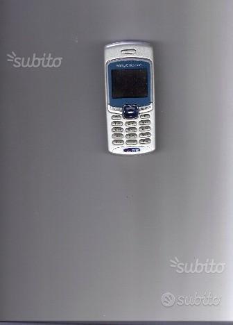 Cellulare vintage Sony Ericsson T230