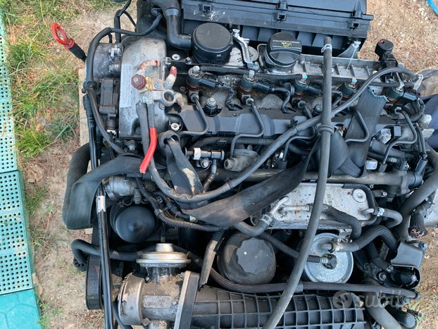 Motore Mercedes ml270