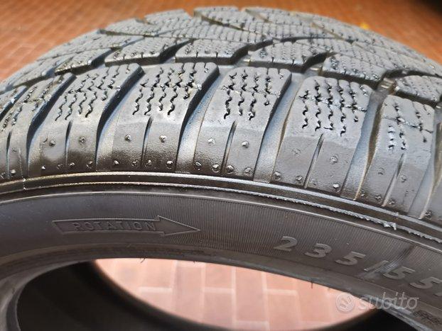 4 Gomme Dunlop Invernali Winter Sport 235/55 R18